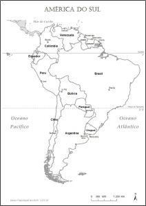 Mapas Para Colorir Service Map